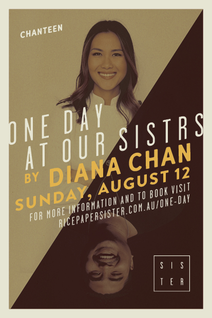 One Day at Our Sisters x Diana Chan
