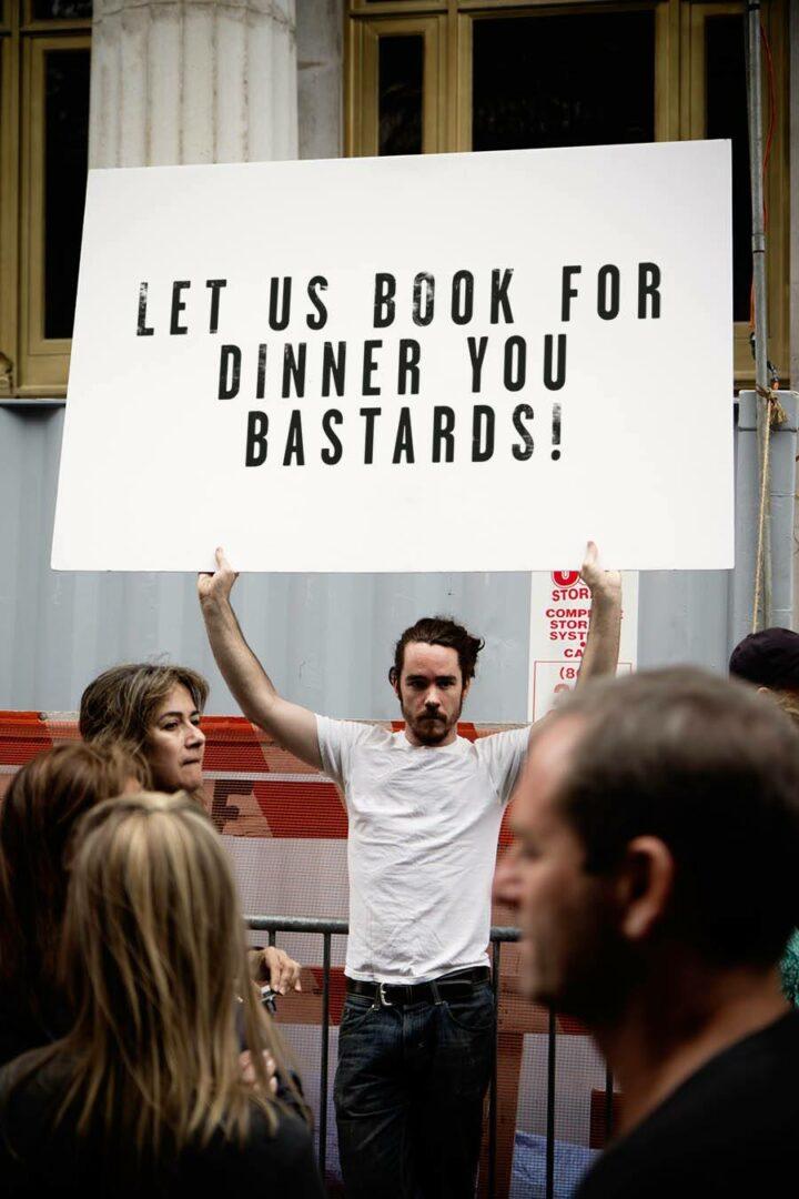 Book Dinner