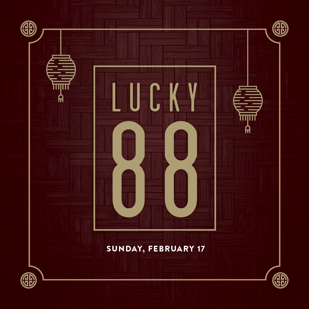 Lucky 88 at Rice Paper Sister